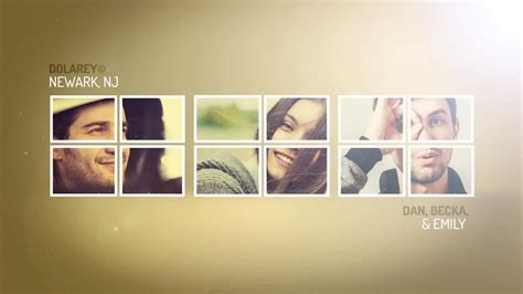 after effect slideshow template glasgow atmospheric slideshow after effects template