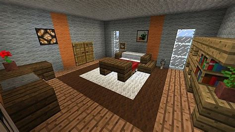 minecraft schlafzimmer schlafzimmer bedroom minecraft project