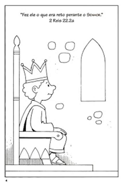 Joash The Boy King Bible Coloring Pages Sketch Coloring Page King Joash Coloring Page
