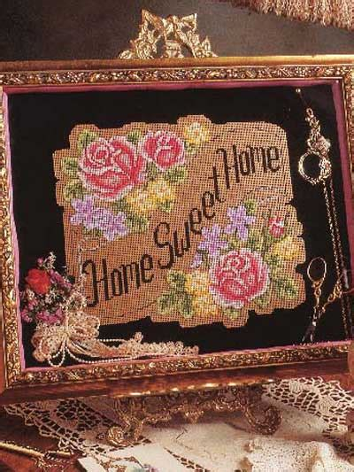 home patterns cross stitch fruit florals home sweet home i