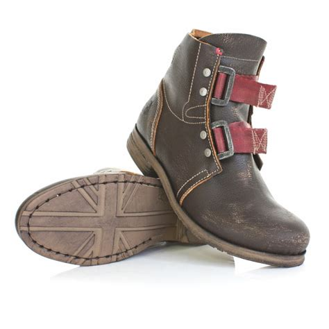 fly boots mens mens fly skinner brown leather trendy combat ankle