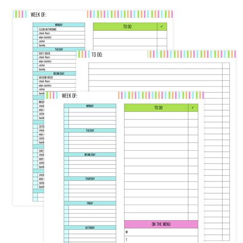 clean mama s productivity planner clean mama