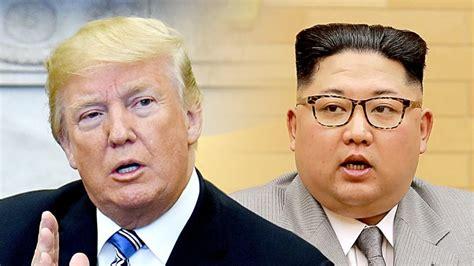 donald trump and kim jong un donald trump s talks with north korea not for theatre