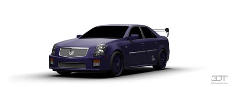 2004 Cadillac Cts Parts by Tuning Cadillac Cts V Sedan 2004 Accessories And