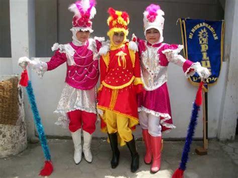 Seragam Mayoret Drumband baju mayoret seragam marching band kostum drum band murah