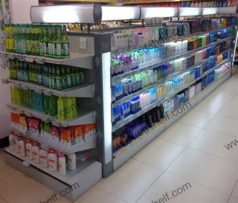 Cosmetic Shelf cosmetic display shelf with light box manufacturer supplier from china factory