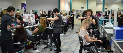 Barbers Cosmetologists Hairdressers Hairstylists Skin Care Specialists by Student Salon Spa Paroba College Everett Wa