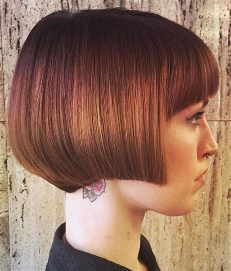 picture of long graduted blunt cut 683 best images about hair styles on pinterest older