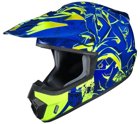 hjc motocross helmet 86 73 hjc cs mx 2 csmx ii graffed motocross mx off road