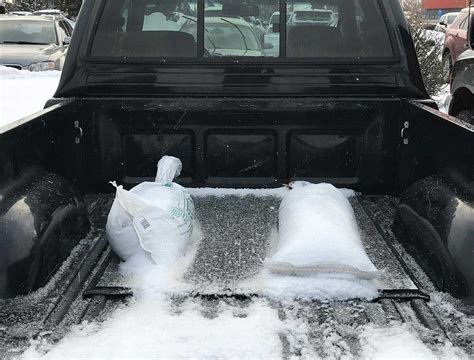 truck bed weights sandbag weights for trucks mloovi blog