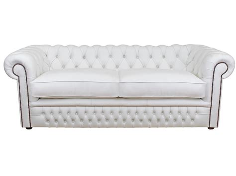 White Chesterfield Sofa 1575 Darlington Leather Sofa Jpg