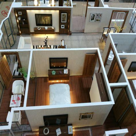 dollhouse 3d real estate feedback miniature furniture model scale model