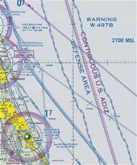 Warning Area Aeronautical Charts | warning area long ca