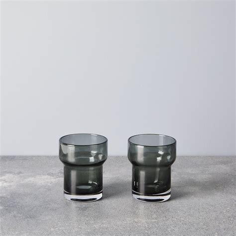 lsa tinted utility glasses handmade glass set