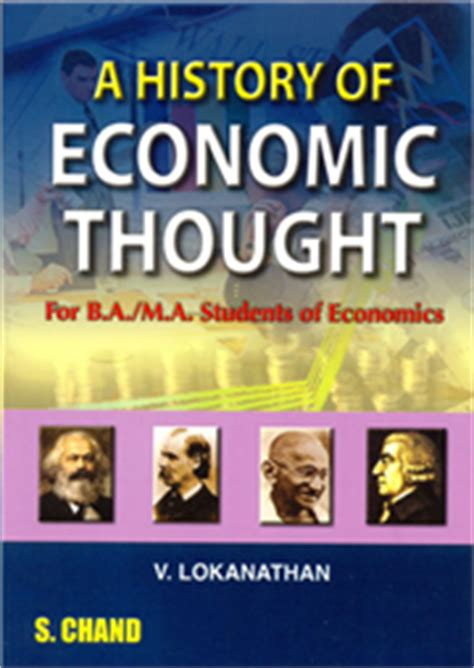 History Of Economic Thought history of economic thought by v lokanathan