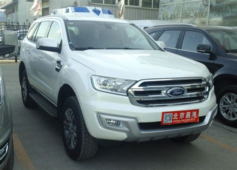 Ford Everest by Ford Everest