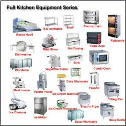 Stunning kitchen equipments and uses