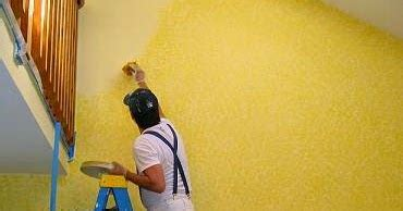 menghitung kebutuhan cat dindingkayu  besi  rumah minimalis