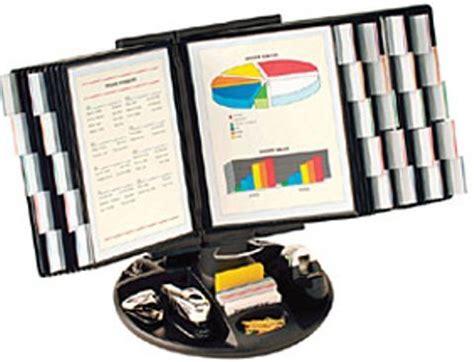 desk flip organizer aidata fds021l 30 flip find desktop organizer 30