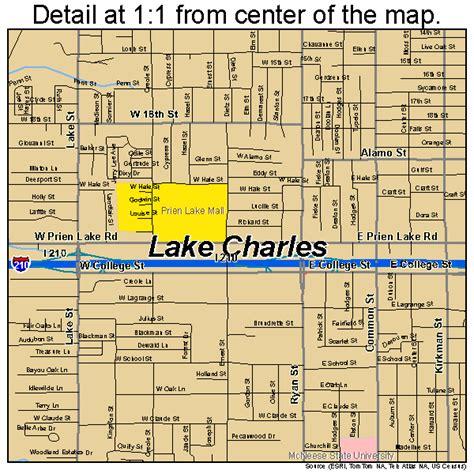 louisiana map lake charles lake charles louisiana map 2241155