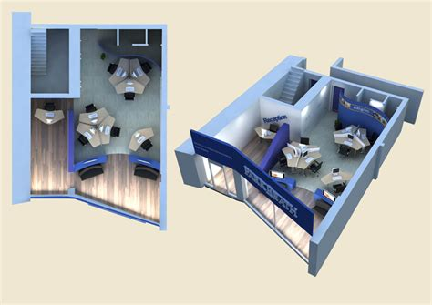 3d office layout design software oad creative design 3d visualisation office design