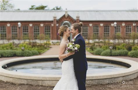 St Louis Botanical Garden Wedding Madexposure Photography Erica Dillon Missouri Botanical Garden Wedding Louis