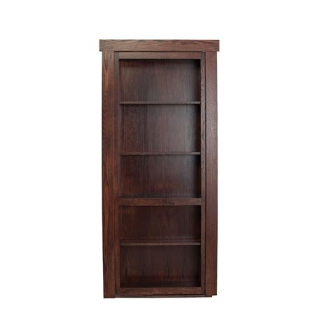 single bookcase the murphy door