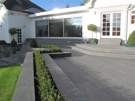 Our Next Outdoor Project Out Door Place Bbq Sawn And Textured Black Basalt Paving Ced Ltd For All