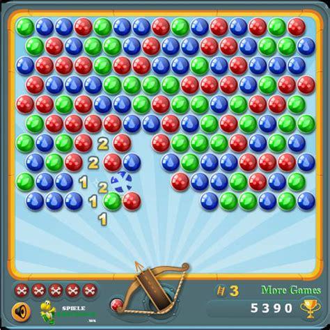 bubbles shooter darmowa gra  funnygames
