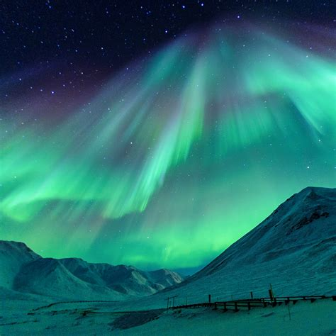 places to see lights best places to see the northern lights winter holidays