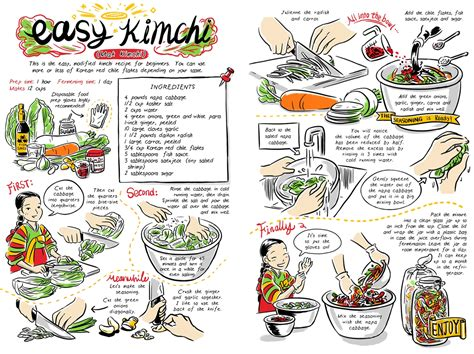cook korean a comic book with recipes robin ha is the comic book of korean cuisine