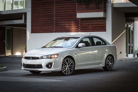 mitsubishi lancer 2017 white 2017 mitsubishi lancer reviews and rating motor trend
