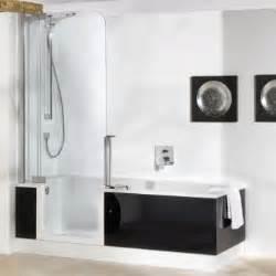 dusche und badewanne kombiniert dusch badewanne mit t 252 r twinline artweger issler