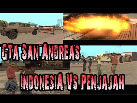 film indonesia vs belanda perang perang indonesia vs belanda di gta san andreas youtube