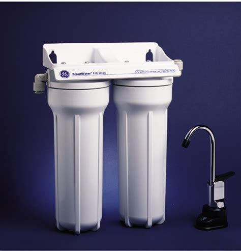 Ge Water Filter Faucet by Ge 174 Dual Stage Water Filter Gxsv10c Ge Appliances