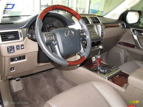 2010 lexus gx 460 interior sepia interior 2010 lexus gx 460 photo 66108384