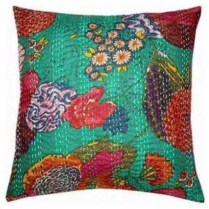 Pillow Covers by Indian Decor Handmade Cushion Pillow Covers Traditional