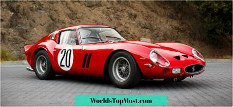 The Most Expensive Ferrari In The World by Top 10 Most Expensive Ferrari Cars Of 2018 World S Top Most