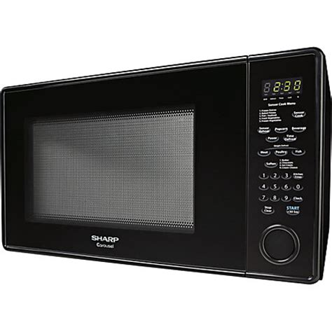 1 8 Cu Ft Countertop Microwave by Sharp R559yk 1 8 Cu Ft 1100 Watt Countertop Microwave By