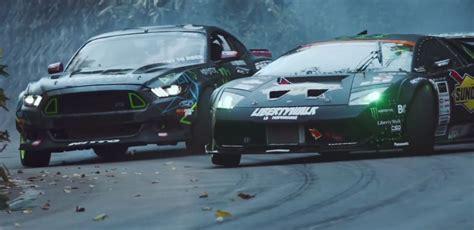 Mustang Vs Lamborghini Lamborghini Vs Mustang Rtr Drift Battle Daigo Saito