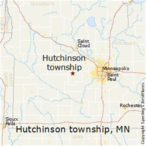 City Of Hutchinson Mn Best Places To Live In Hutchinson Township Minnesota