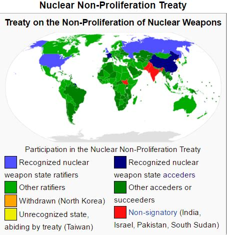 Outline The Non Territorial Terms Of The Treaty Of Versailles by Which Countries Developed Nuclear Weapons Illegally Quora