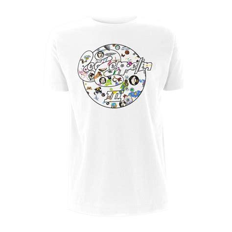 Kaos Led Zeppelin Tshirt Gildan Softstyle Led 12 led zeppelin t shirt iii circle for only 163 15 87 at merchandisingplaza uk