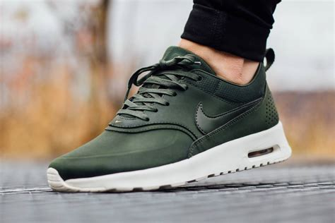 Nike Air Max Army Safety army green nike air max thea international college of