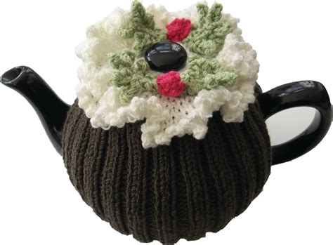knitting pattern christmas pudding tea cosy christmas pudding tea cosy and pin cushion knitting pattern