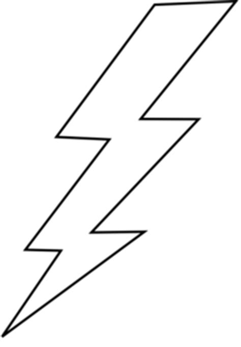 lightning bolt clip art at clker com vector clip art