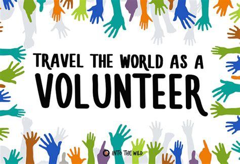 Travel Volunteer | gap year blog into the wild