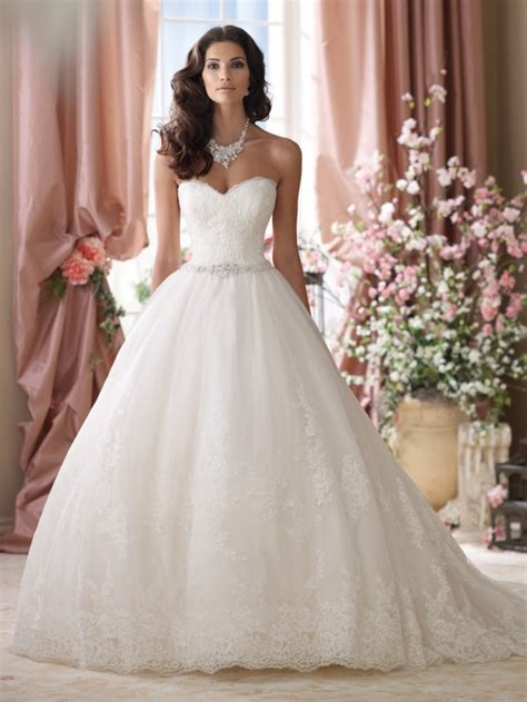 Gorgeous Wedding Dresses by 25 The Most Gorgeous Wedding Dresses Modwedding