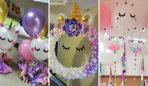 ideas para decorar una fiesta de xv años adornos sencillos con globos mejores im genes de con