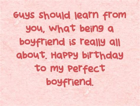 Happy Birthday Quote For Boyfriend Happy Birthday To My Boyfriend Quotes Quotesgram